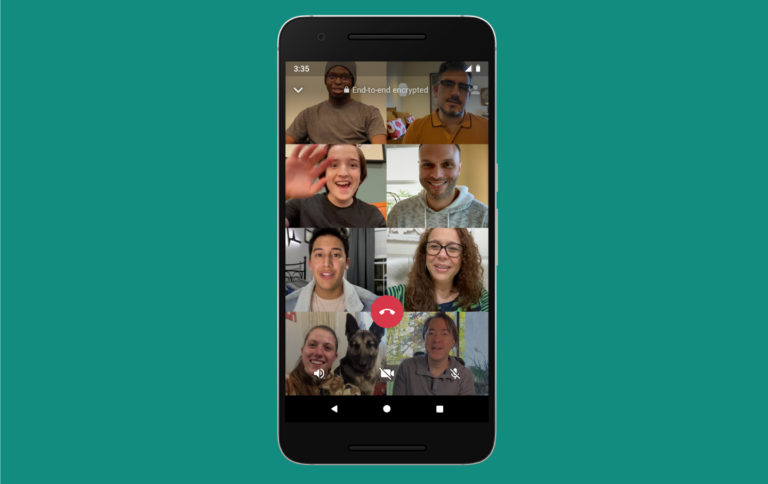 WhatsApp Will Now Support Up to 8 People | Group Call Limit Increased