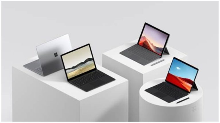 Microsoft Launches Surface Pro X, Surface Pro 7 and Surface Laptop 3 in India