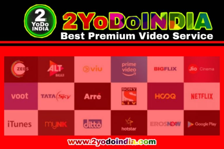 Best Video Streaming Services in India | OTT Platforms in India | Review | Full Analysis by 2YoDoINDIA