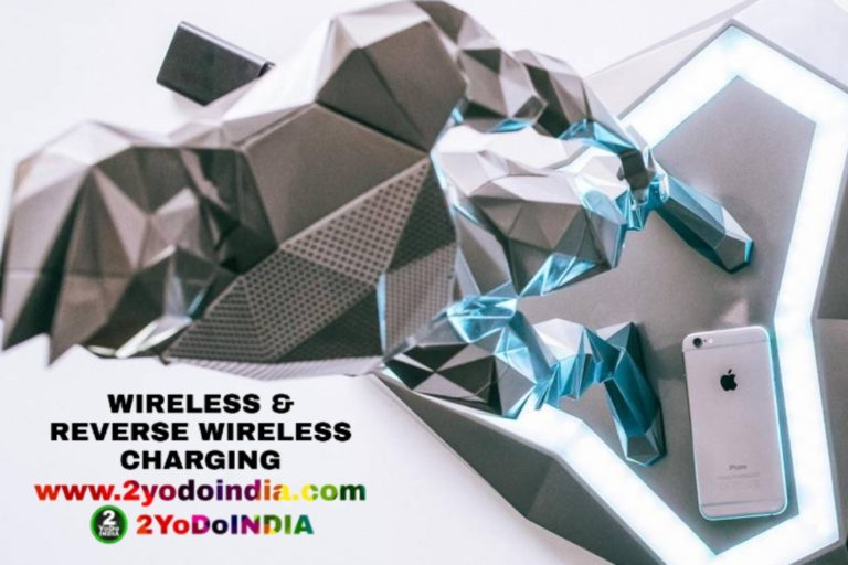 How Wireless Charging Works   Explained by 2YoDoINDIA