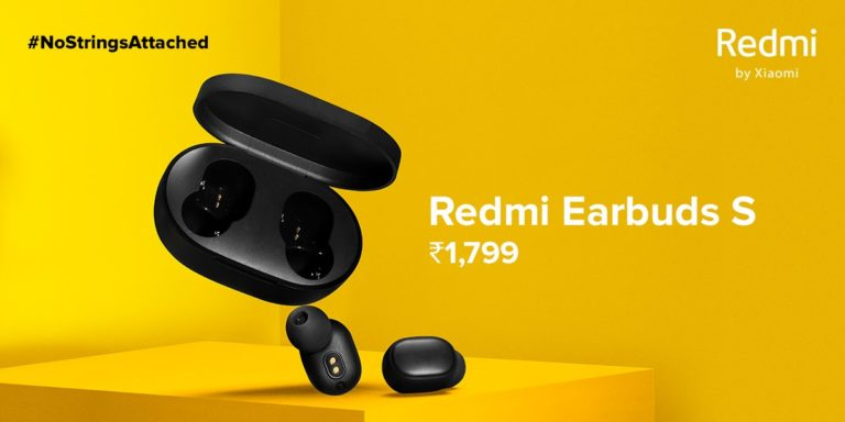 Redmi Earbuds S True Wireless Earphones Launched in India   Specifications   Features   2YODOINDIA   BLOG BY RAHUL RAM DWIVEDI   RRD