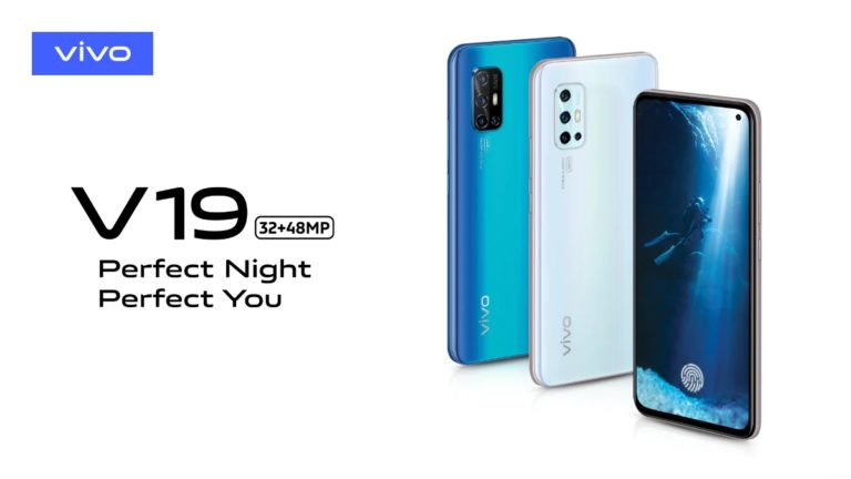 Vivo V19 Launched in India  Price   Sale   Specifications   Dual Selfie Cameras   4,500mAh Battery   2YODOINDIA