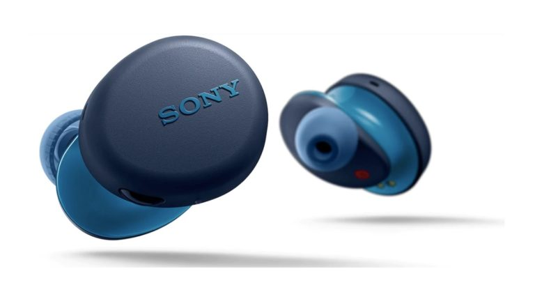 Sony Launches WF-SP800N and WF-XB700 True Wireless Earphones in India
