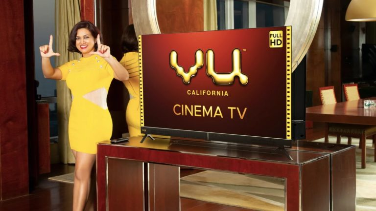 Vu Cinema Smart TV 32-Inch and 43-Inch Televisions Launched in India   Price in India   Specifications   Features   2YODOINDIA   BLOG BY RAHUL RAM DWIVEDI   RRD