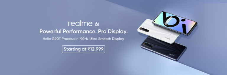 Realme 6i Launched in India   Price in India   Specifications   Sale   Features   2YODOINDIA   BLOG BY RAHUL RAM DWIVEDI   RRD