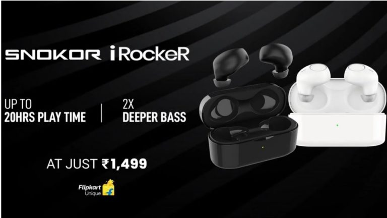 Snokor iRocker TWS Earbuds by Infinix Launched in India   Price in India   Specifications   Features   2YODOINDIA   BLOG BY RAHUL RAM DWIVEDI   RRD