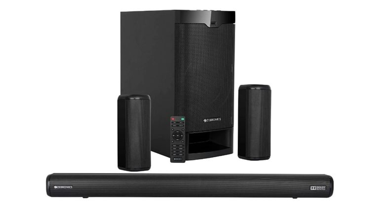 Zebronics ZEB-Juke Bar 9400 Pro Dolby 5.1 Soundbar Launched in India   Price in India   Specifications   2YODOINDIA   BLOG BY RAHUL RAM DWIVEDI   RRD