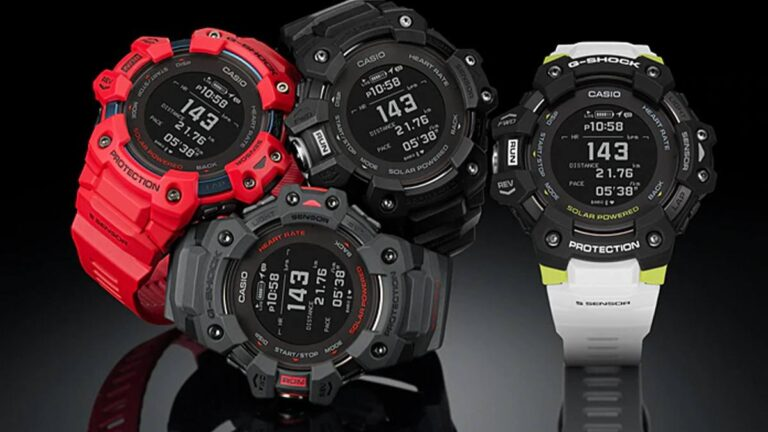 Casio G-Shock G-Squad GBD-H1000 Smartwatch Launched in India | Price in India | Specifications | Features | 2YODOINDIA | BLOG BY RAHUL RAM DWIVEDI | RRD