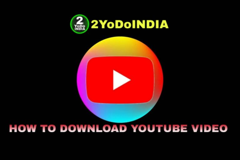 How to Download YouTube Videos in Bulk | Windows or Mac | Website | Andriod | iPhone | 2YODOINDIA | BLOG BY RAHUL RAM DWIVEDI | RRD