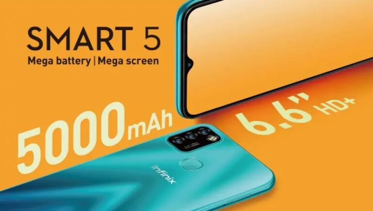 Infinix Smart 5 Launched | Price | Specifications | Features | 2YODOINDIA | BLOG BY RAHUL RAM DWIVEDI | RRD