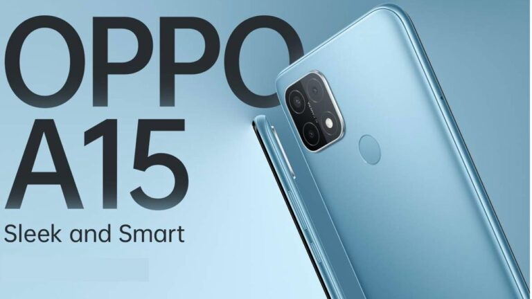 Oppo A15 Launched in India   price in india   specifications   features   2YODOINDIA   BLOG BY RAHUL RAM DWIVEDI   RRD