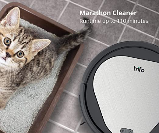 Trifo Emma Standard   Emma Pet Robot Vacuum Cleaners Launched in India   price in india   specifications   2YODOINDIA   BLOG BY RAHUL RAM DWIVEDI   RRD