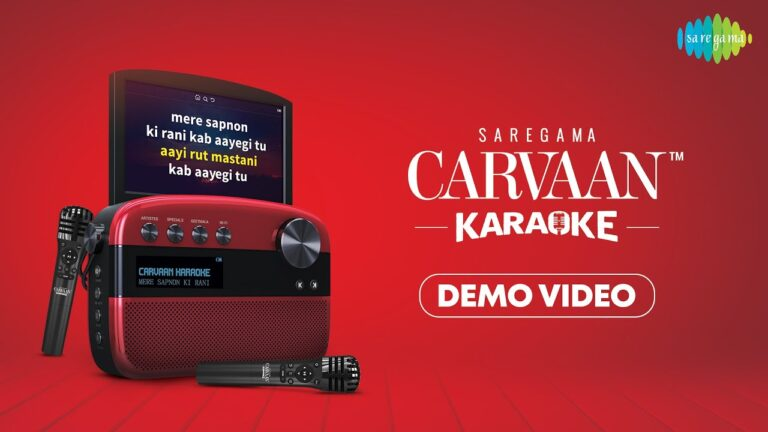 Saregama Carvaan Karaoke Audio Player Launched in India | Inbuilt Screen for Displaying Lyrics | Price in india | specifications | 2YODOINDIA | BLOG BY RAHUL RAM DWIVEDI | RRD