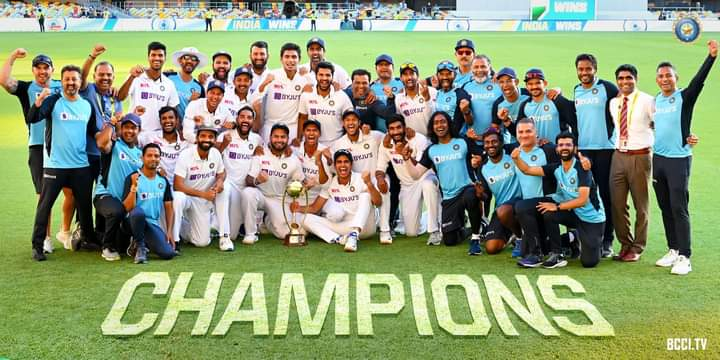 IND v AUS | Some Memorable Moments From The India-Australia Series | 2YODOINDIA | BLOG BY RAHUL RAM DWIVEDI | RRD