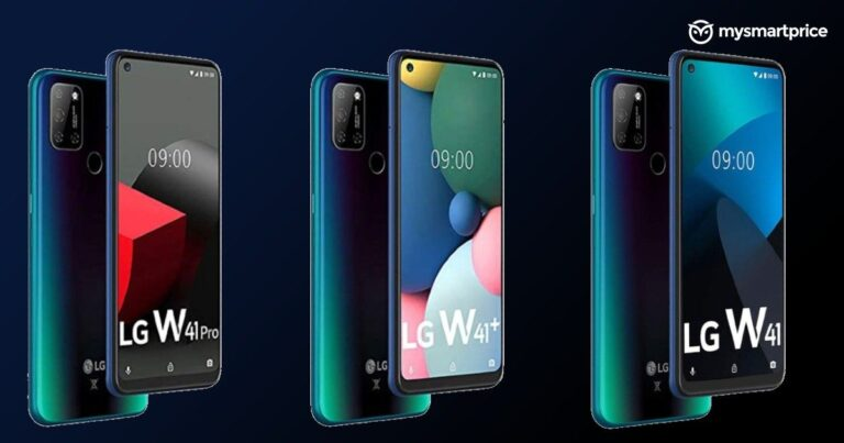 LG W41   LG W41+   LG W41 Pro Launched in India   Price in India   Specifications   2YODOINDIA   BLOG BY RAHUL RAM DWIVEDI   RRD