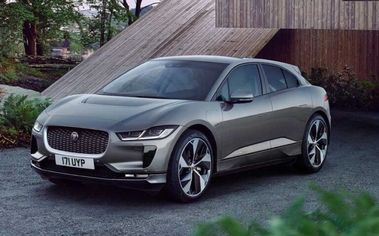 Jaguar I-Pace Electric SUV Launched in India   Price in India   Specifications   2YODOINDIA
