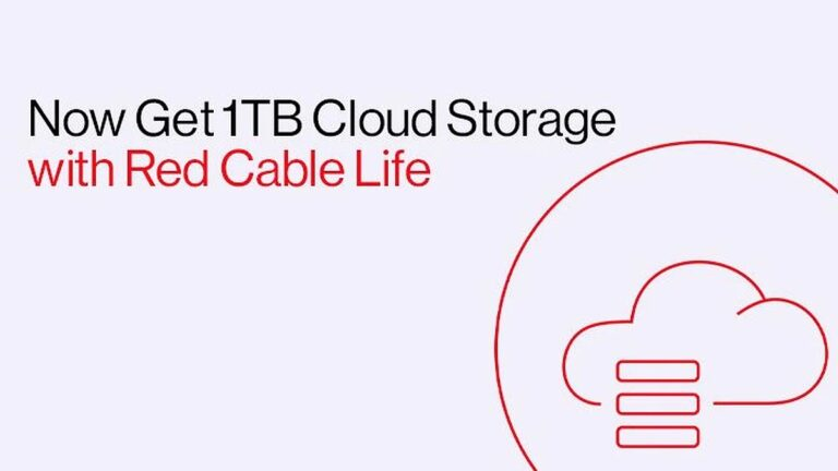 OnePlus Red Cable Life Now Offering 1TB Cloud Storage for Subscribers   Plans   Price   How to become a part of the Red Cable Club   2YODOINDIA