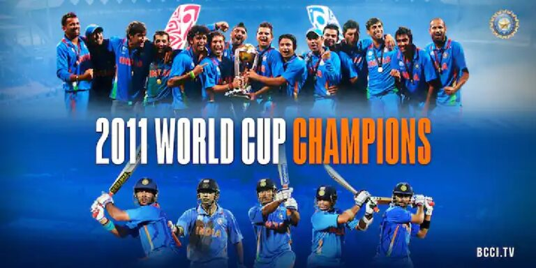 Celebrating 10 years of the ICC Cricket World Cup 2011 for India   2YoDo Tribute   First Innings   Second Innings   2YODOINDIA