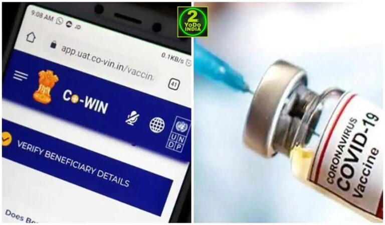 How to Register for COVID-19 Vaccination for All Indians Aged Above 18 Begins 1st May 2021   How to Register for the COVID-19 Vaccine Online   How to Register for the COVID-19 Vaccine through CoWIN portal   How to Register for the COVID-19 Vaccine through Aarogya Setu app   2YODOINDIA