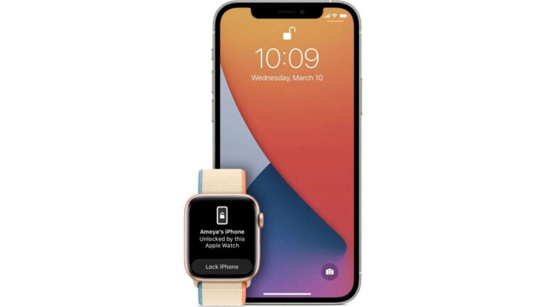 How to Unlock iPhone with Apple Watch when Wearing a Face Mask   Features of iOS 14.5 update   How to Setup Unlock with Apple Watch   How to Unlock iPhone with Apple Watch   2YODOINDIA