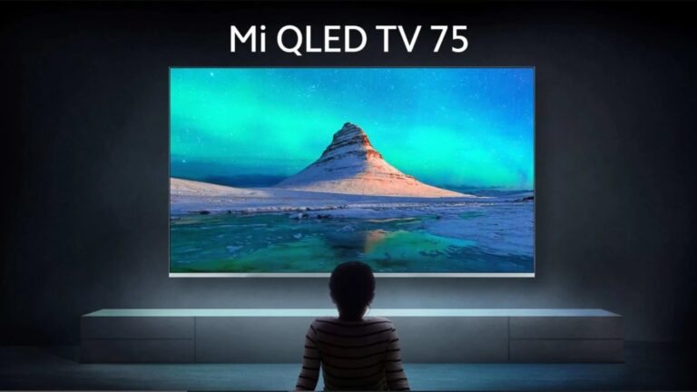 Mi QLED TV 75 Ultra-HD HDR Smart Android TV Launched in India   Price in India   Specifications   Features   2YODOINDIA