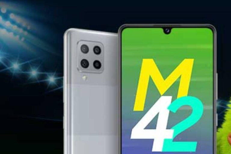 Samsung Galaxy M42 5G Launched in India   Price in India   Specifications   2YODOINDIA