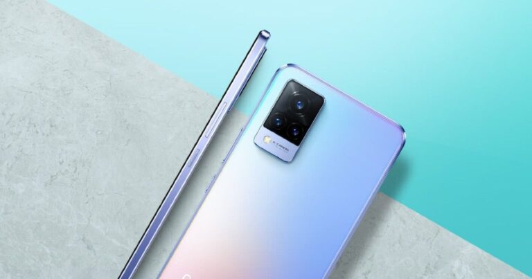 Vivo V21 5G Launched in India   Price in India   Specifications   2YODOINDIA