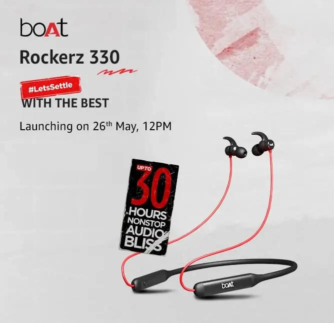 Boat Rockerz 330 Launched in India | Price in India | Colours | Specifications | 2YODOINDIA