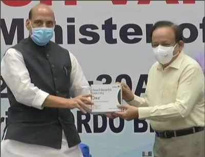 DRDO's Anti-Covid Drug 2DG Launched in India   2YODOINDIA