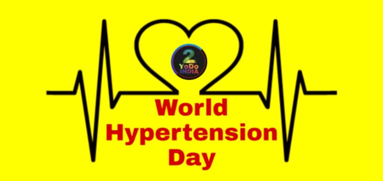 History of World Hypertension Day | What is Hypertension | Types of Hypertension | World Hypertension Day 2021 | 2YODOINDIA