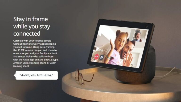 Amazon Echo Show 10 (3rd Gen) Launched in India | Price in India | Specifications | Features | 2YODOINDIA