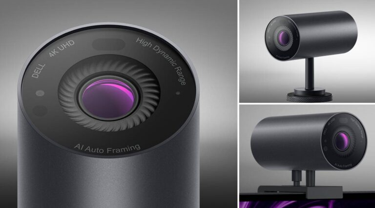 Dell UltraSharp Webcam for 4K Video Conferencing Launched in India | Price in India | Specifications | Features | 2YODOINDIA
