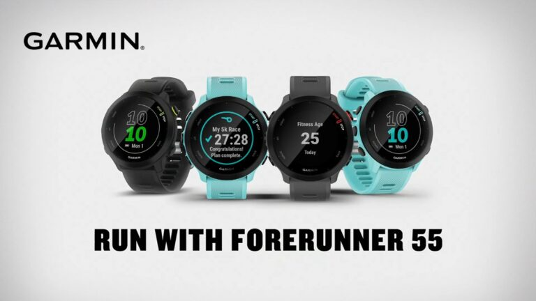 Garmin Forerunner 55 Launched in India | Price in India | Specifications | 2YODOINDIA