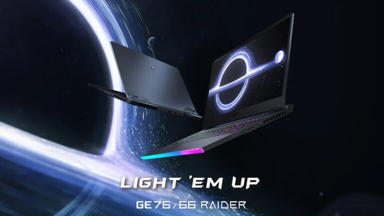 MSI GE76 Raider | MSI GE66 Raider | MSI GS66 Stealth Gaming Laptops Launched in India | Price in India | Specifications | 2YODOINDIA