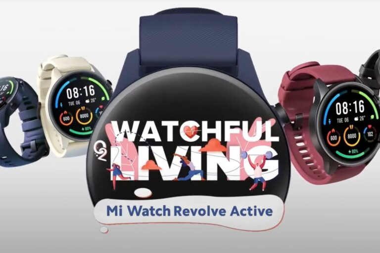 Mi Watch Revolve Active Launched in India | Price in India | Specifications | Features | 2YODOINDIA