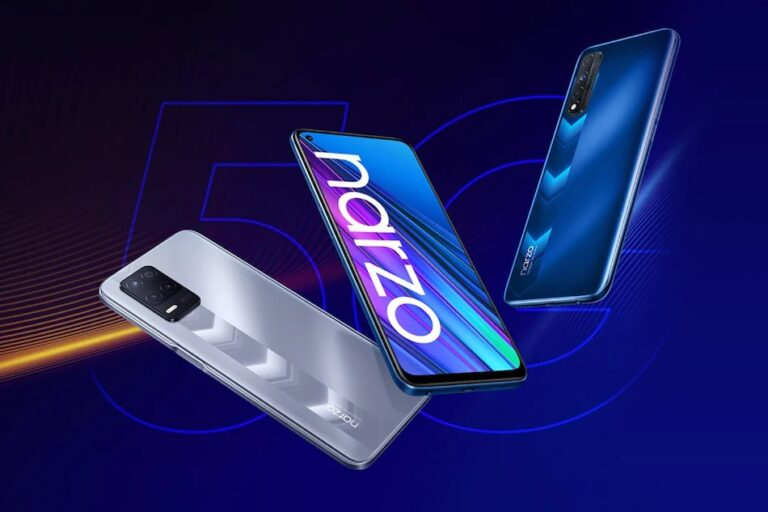 Realme Narzo 30 5G | Realme Narzo 30 Launched in India | Price in India | Specifications | 2YODOINDIA