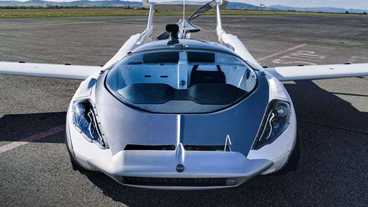 AirCar : The Flying Car completes its First ever Inter-City Flight | Watch Video | AirCar Prototype 1 | AirCar Prototype 2 | AirCar Prototype 1 Specifications | AirCar Prototype 2 Specifications | 2YODOINDIA