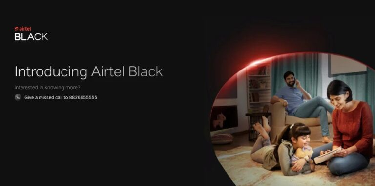 Airtel Black Launched in India | Details Inside | Airtel Black Plans | 2YODOINDIA