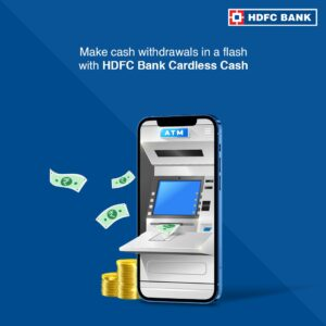 HDFC Bank now allows Cardless Money withdrawal without ATM card   How to Use Details Inside   How to Withdraw Cash without an ATM Card   How to Send Money to the Beneficiary   How to withdraw Money from HDFC Bank ATM   How much cash can be withdrawn through 'HDFC Bank Cardless Cash'   2YODOINDIA