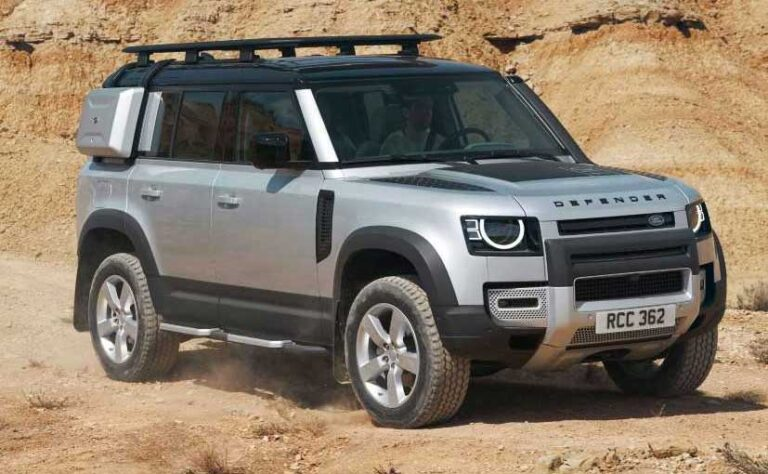 Land Rover Defender 90   Land Rover Defender 110 Launched In India   Price in India   Specifications   2YODOINDIA