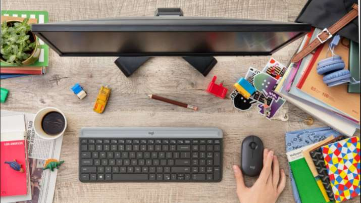 Logitech MK470 Slim Wireless Keyboard and Mouse Combo Launched in India | Price in India | Specifications | 2YODOINDIA