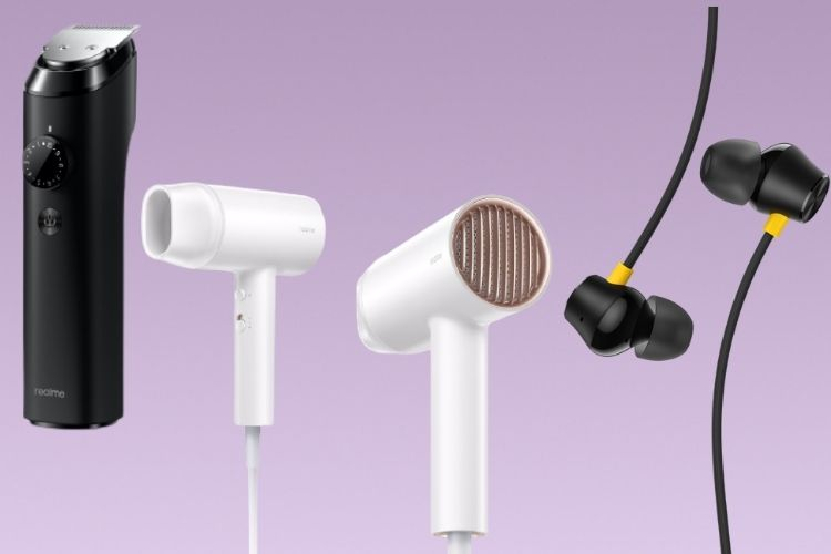 Realme Buds 2 Neo Earphones | Realme Beard Trimmer | Realme Hair Dryer Launched in India | Price in India | Specifications | 2YODOINDIA