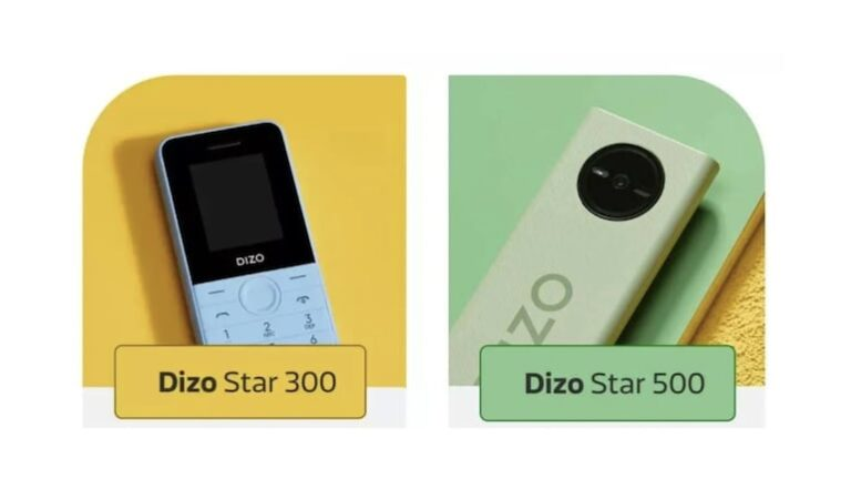 Realme Dizo Star 300 | Realme Dizo Star 500 Feature Phones Launched in India | Price in India | Colours | Specifications | 2YODOINDIA