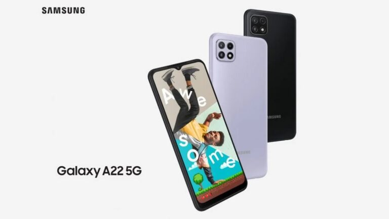 Samsung Galaxy A22 Launched in India | Price in India | Specifications | 2YODOINDIA