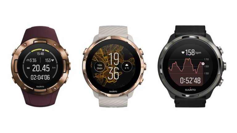 Suunto 9 | Suunto 7 | Suunto 5 Sports Smartwatches With GPS Launched in India | Price in India | Specifications | 2YODOINDIA