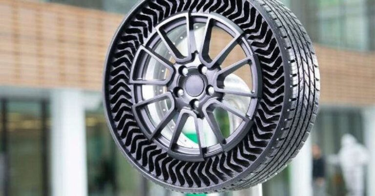 Your Next Car Will Never Have A Flat Tyre | Unique Puncture-proof Tire System | How Radical Airless Tyres Work | Advantages of Radical Airless Tyres | 2YODOINDIA