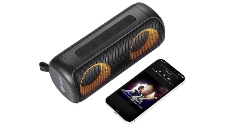 Zoook Rocker Color Blast Water-Resistant Bluetooth Speaker Launched in India | Price in India | Specifications | 2YODOINDIA