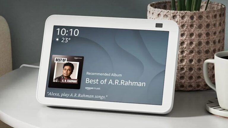 Amazon Echo Show 8 (2nd Gen) Launched in India   Price in India   Specifications   2YODOINDIA