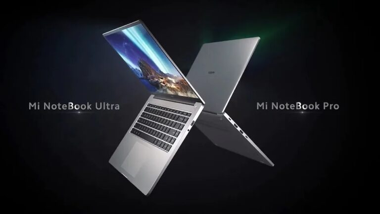 Mi Notebook Ultra   Mi Notebook Pro Laptops Launched in India   Price in India   Specifications   2YODOINDIA