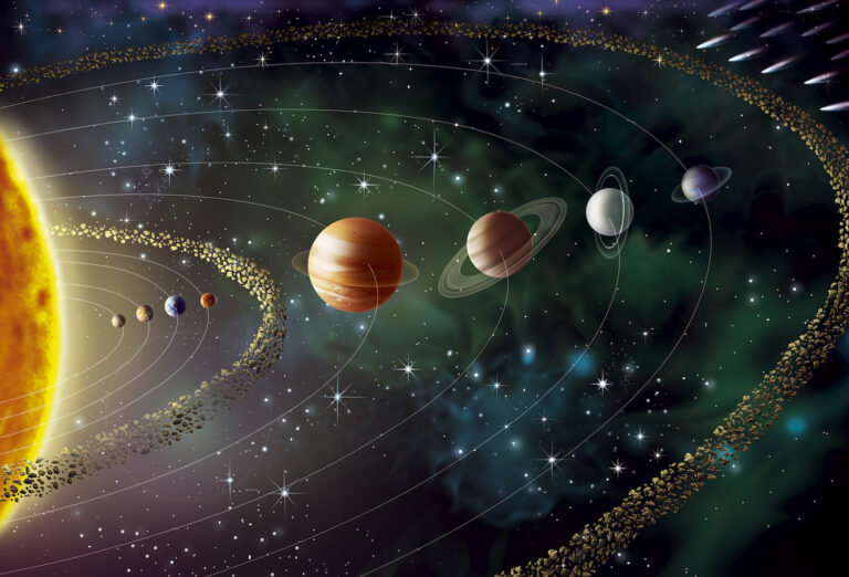 Study Finds New Clues How Was Our Solar System Born | Learn Inside | 2YODOINDIA